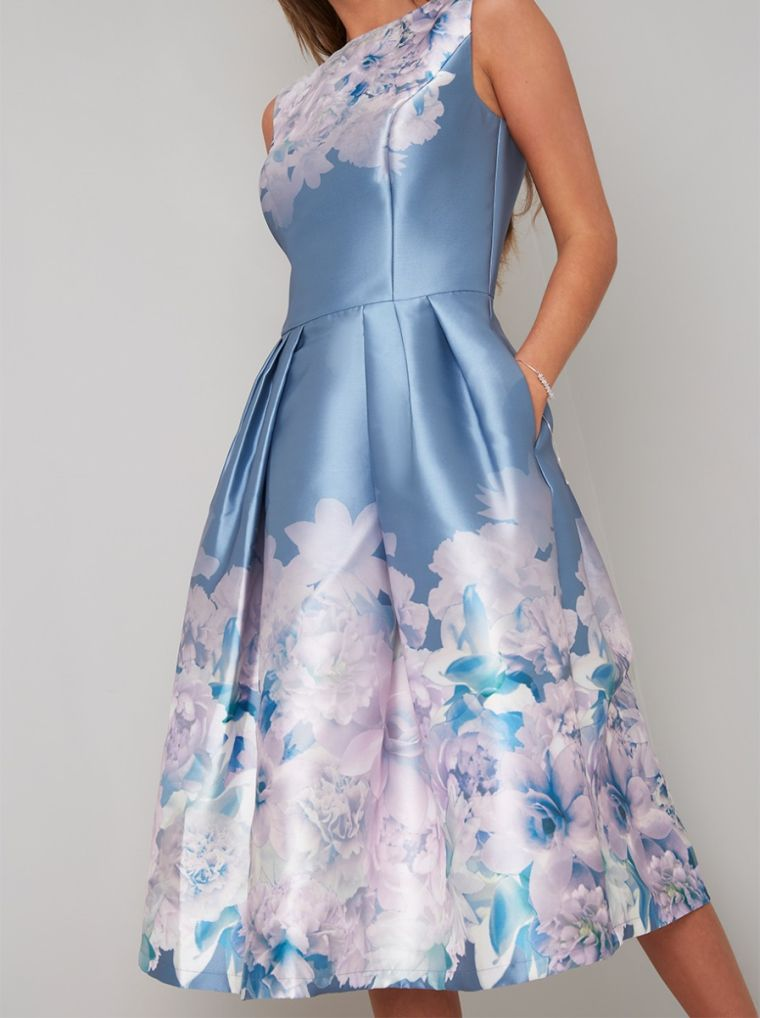vestidos plisado