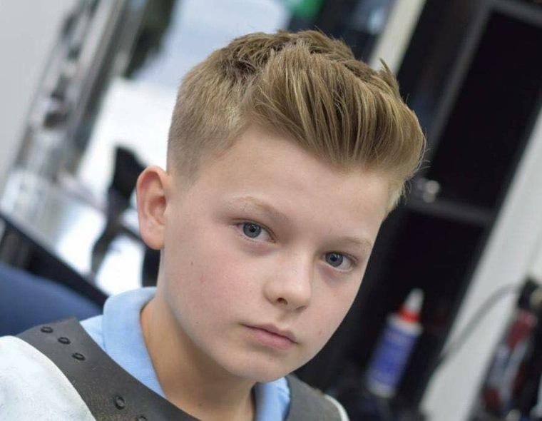 nuevos peinados para niños 2020