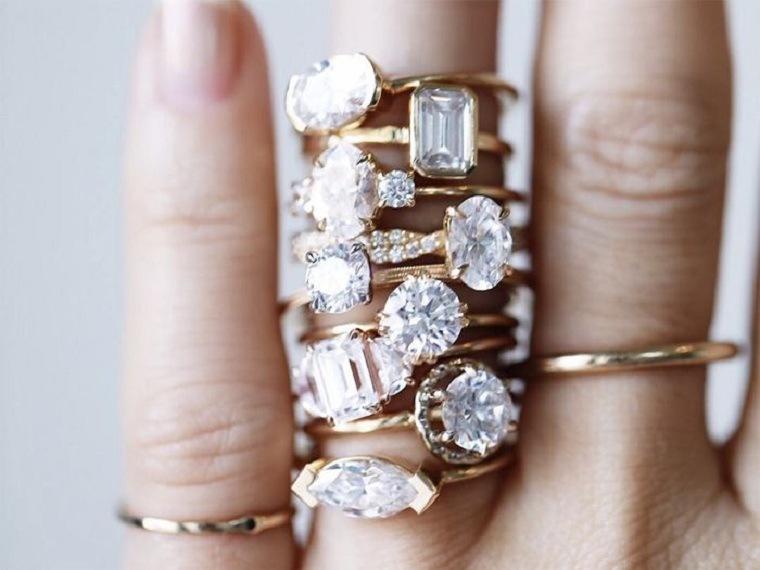 anillos de compromiso-tendencias-piedras
