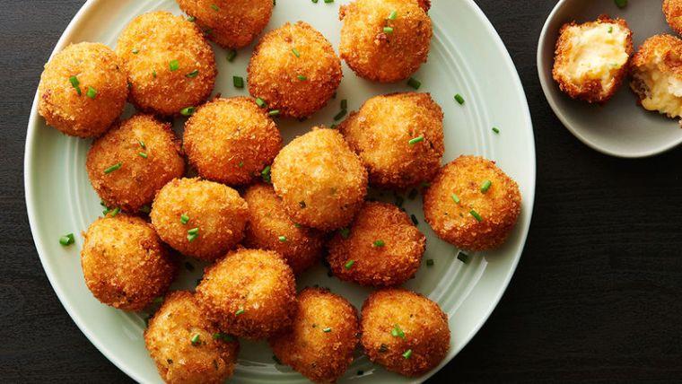 aperitivos para navidad patatas
