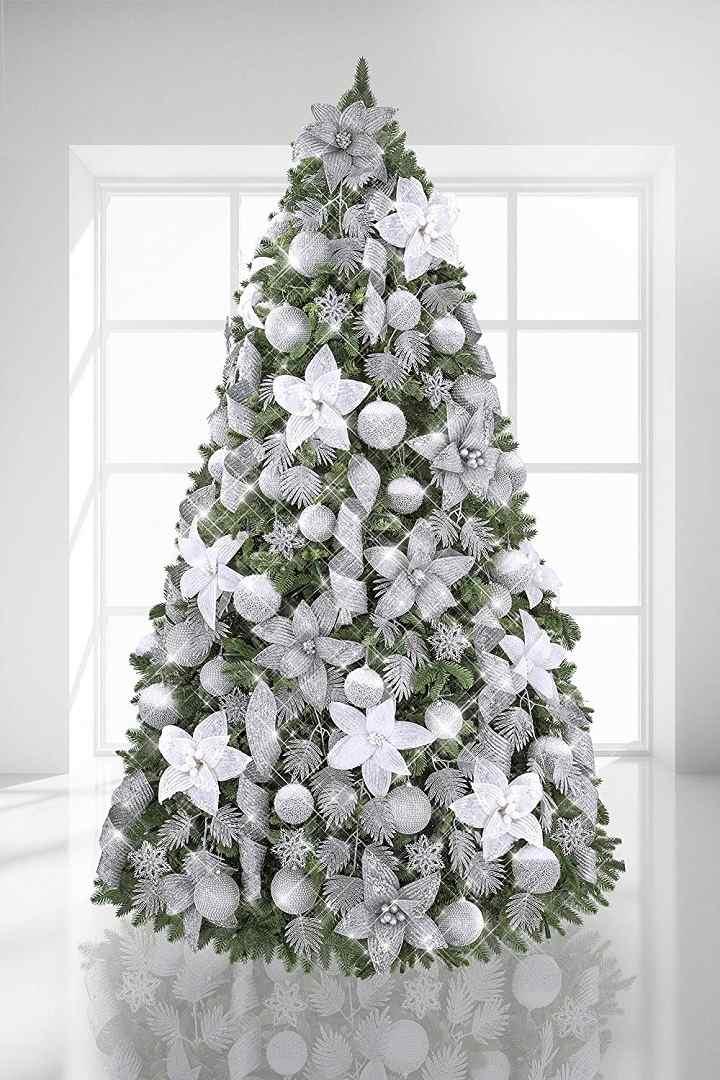 arbol-conico-estilo-moderno-navidad