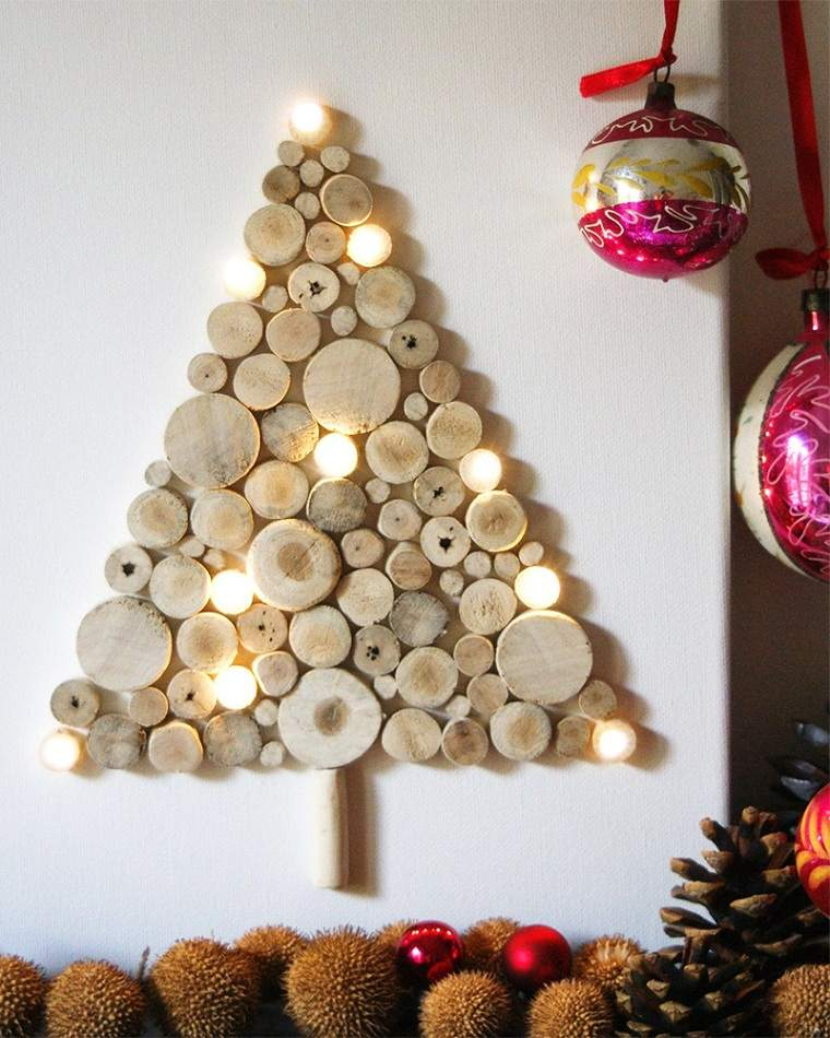 arbol-madera-navidad-ideas-pegado-pared