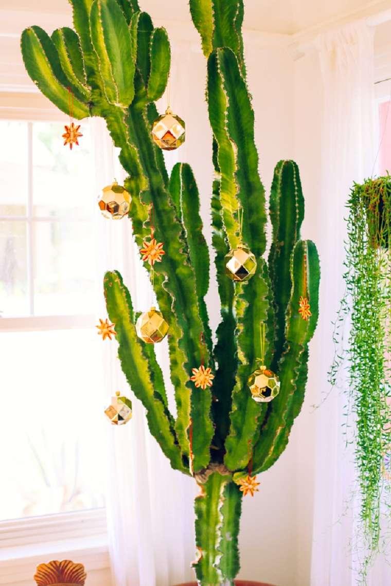 arbol-navideno-reciclado-cactus
