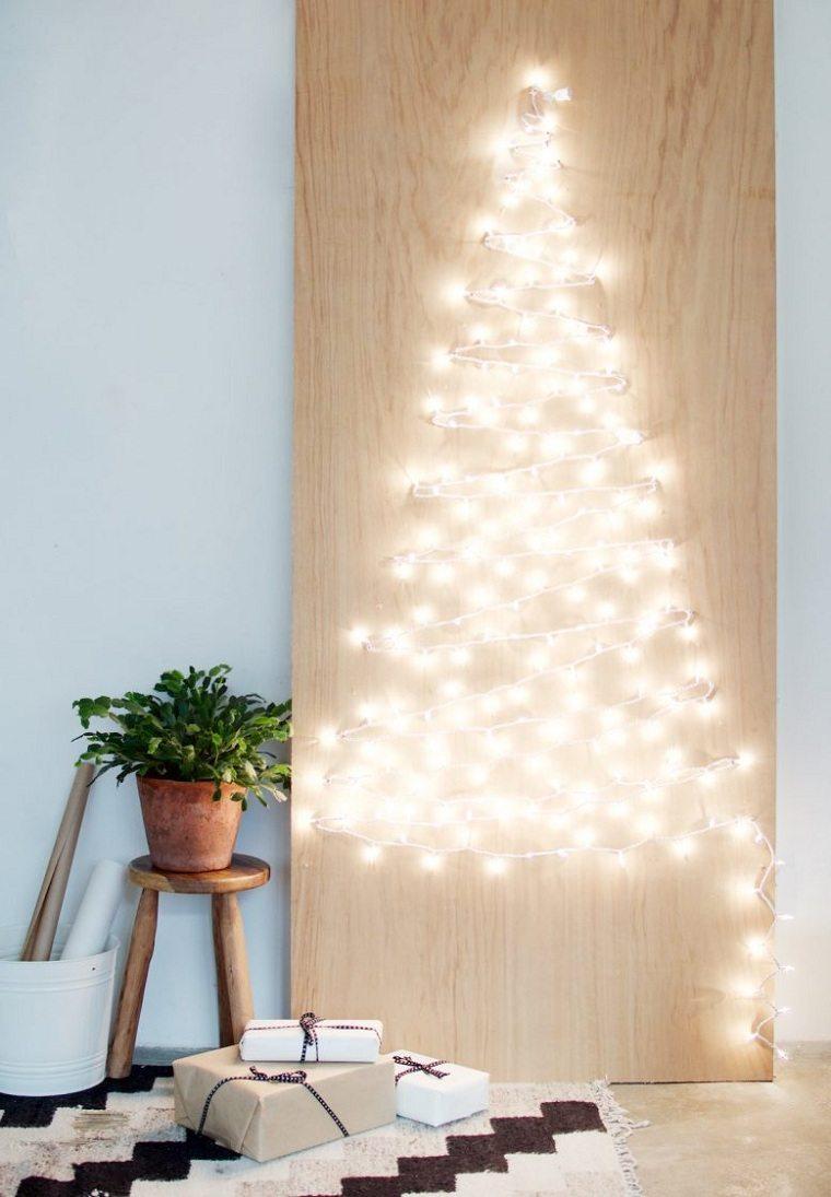 arbol-navideno-reciclado-luces