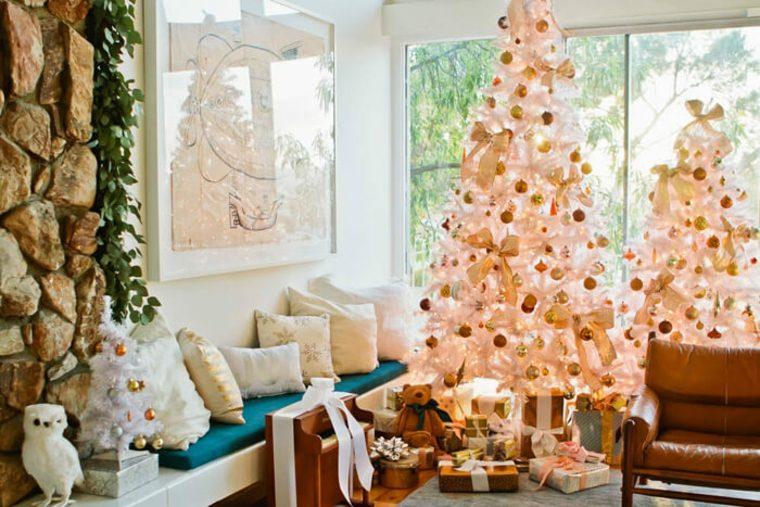 arboles-blancos-decorados-estilo-moderno