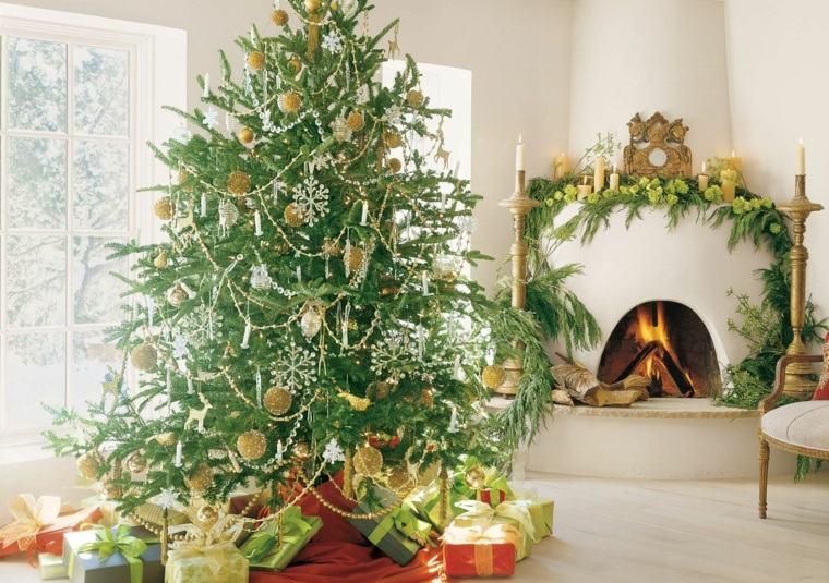 arboles-de-navidad-modernos-estilo-simple