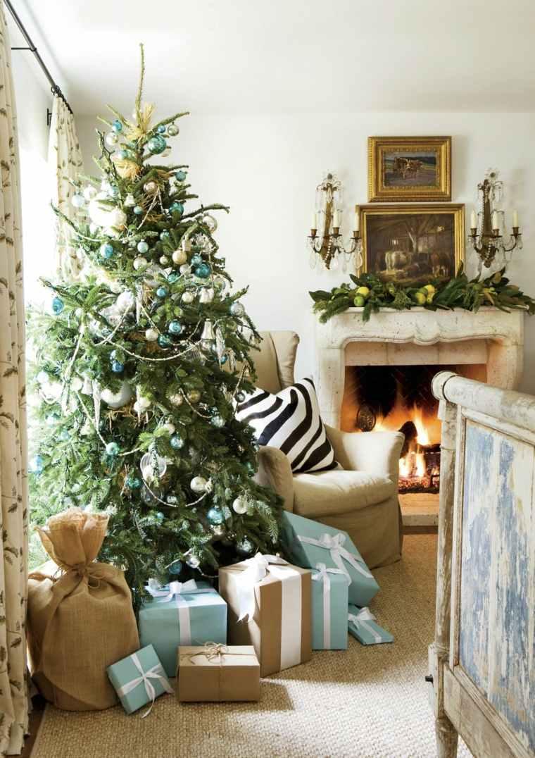 arboles-de-navidad-modernos-estilo-tradicional