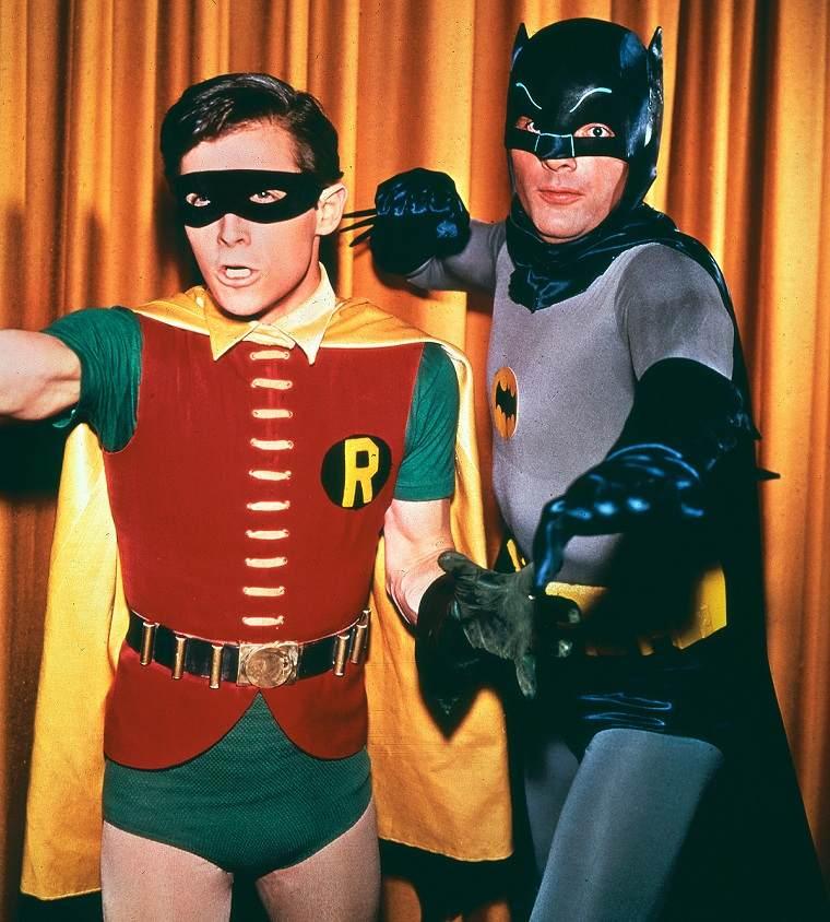 Batman y Robin-trajes-subasta-los-angeles