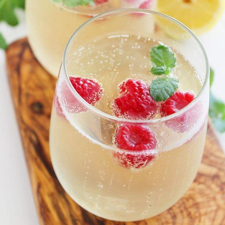 bebidas navideñas limoncellos