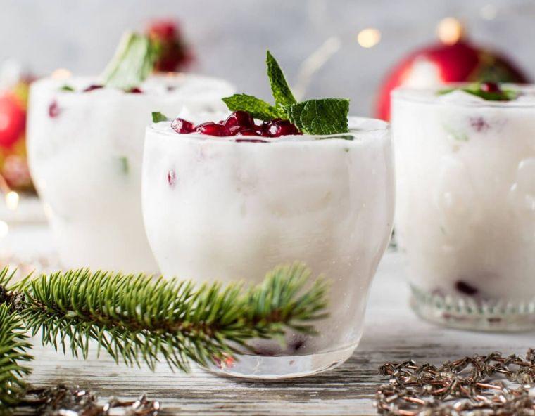 bebidas navideñas mojitoo