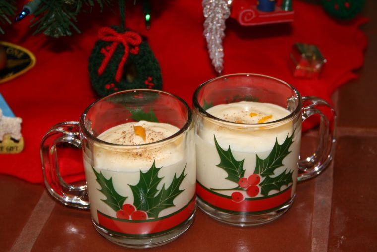 bebidas navideñas ponche