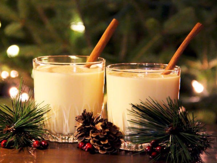 bebidas navideñas ponches