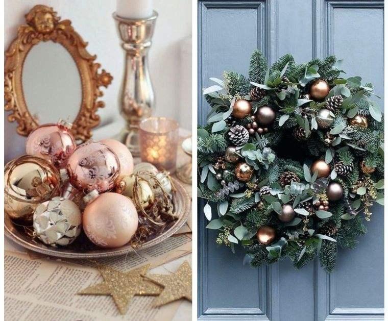 bolas de navidad adornos