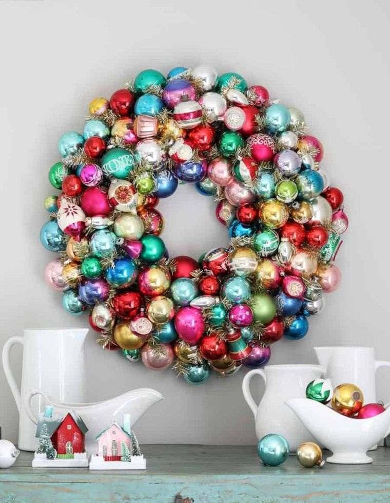 bolas de navidad coronass