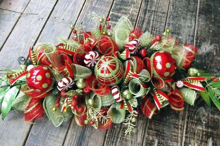 bolas de navidad mezcla