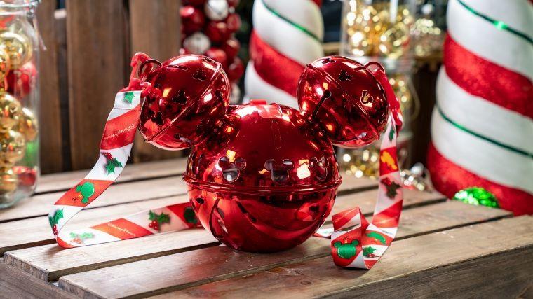 bolas de navidad mickey