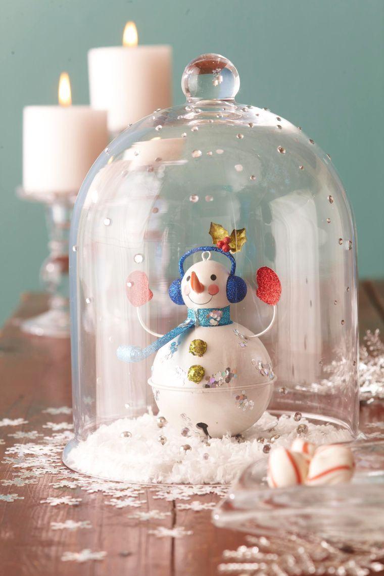 bolas de navidad muñeco