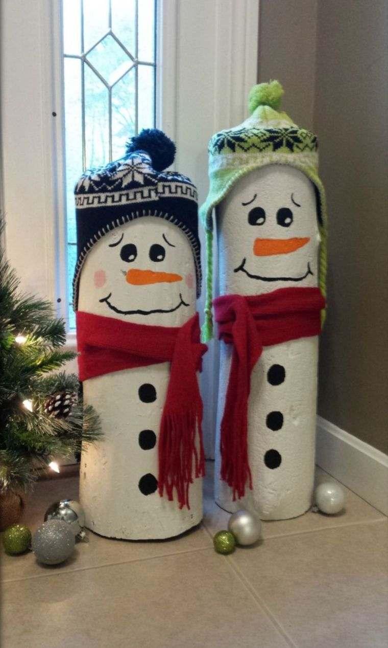 bolas de navidad nieve