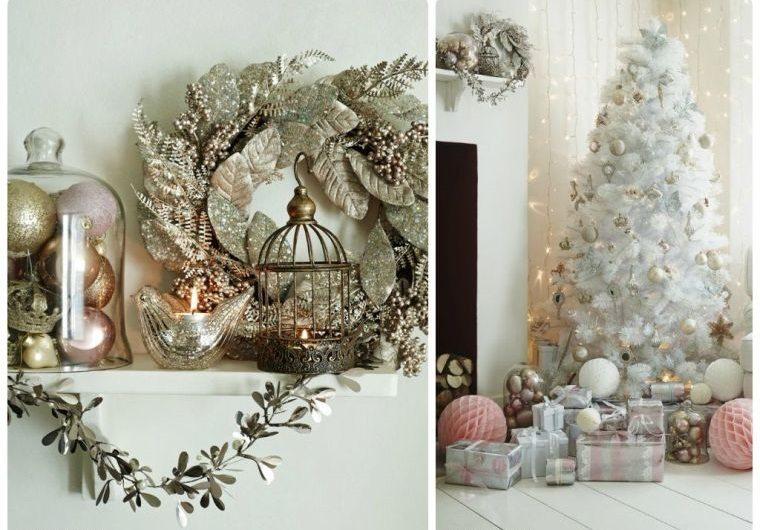 bolas de navidad plataa