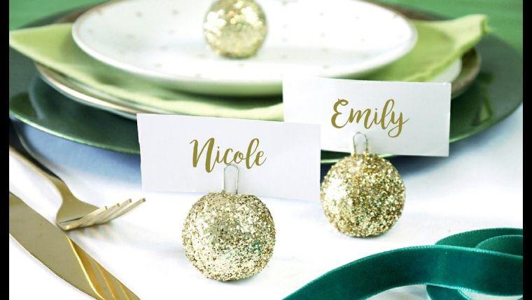 bolas de navidad tarjetas