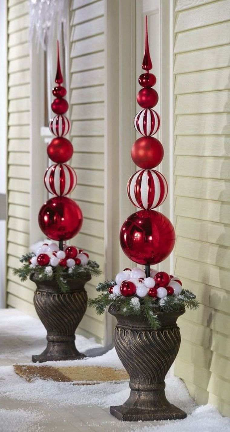 bolas de navidad torre