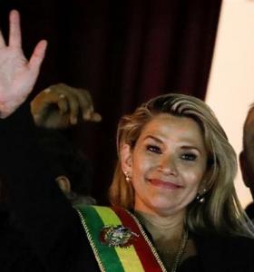 bolivia-senadora-Jeanine-Anez