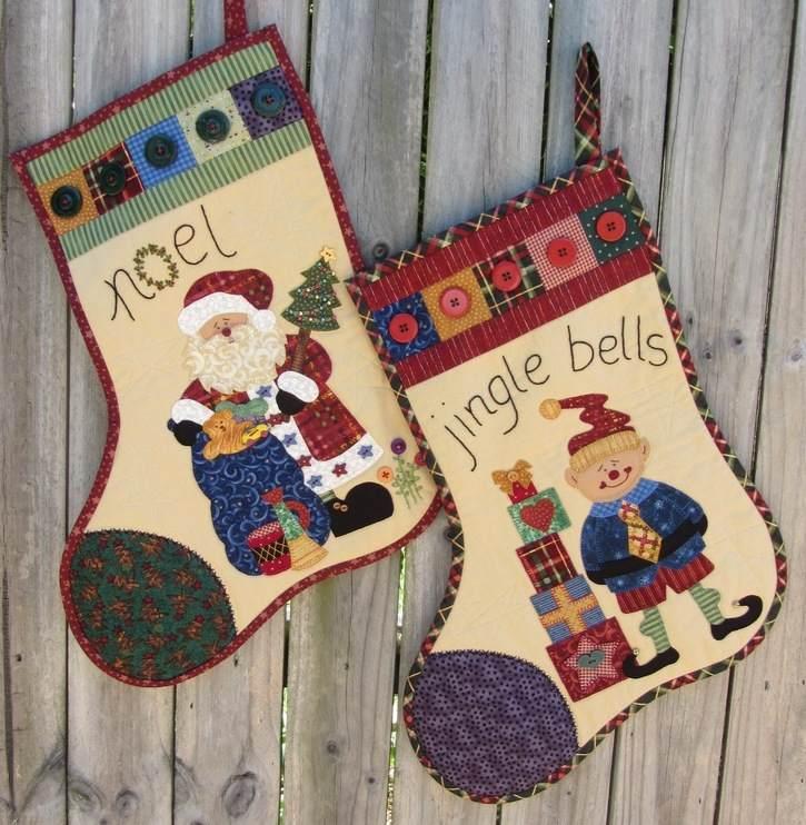 calcetines navideños niños