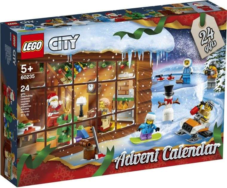 calendario de adviento legos