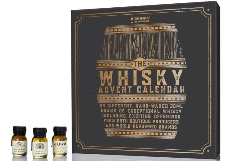 calendario de adviento whiskys