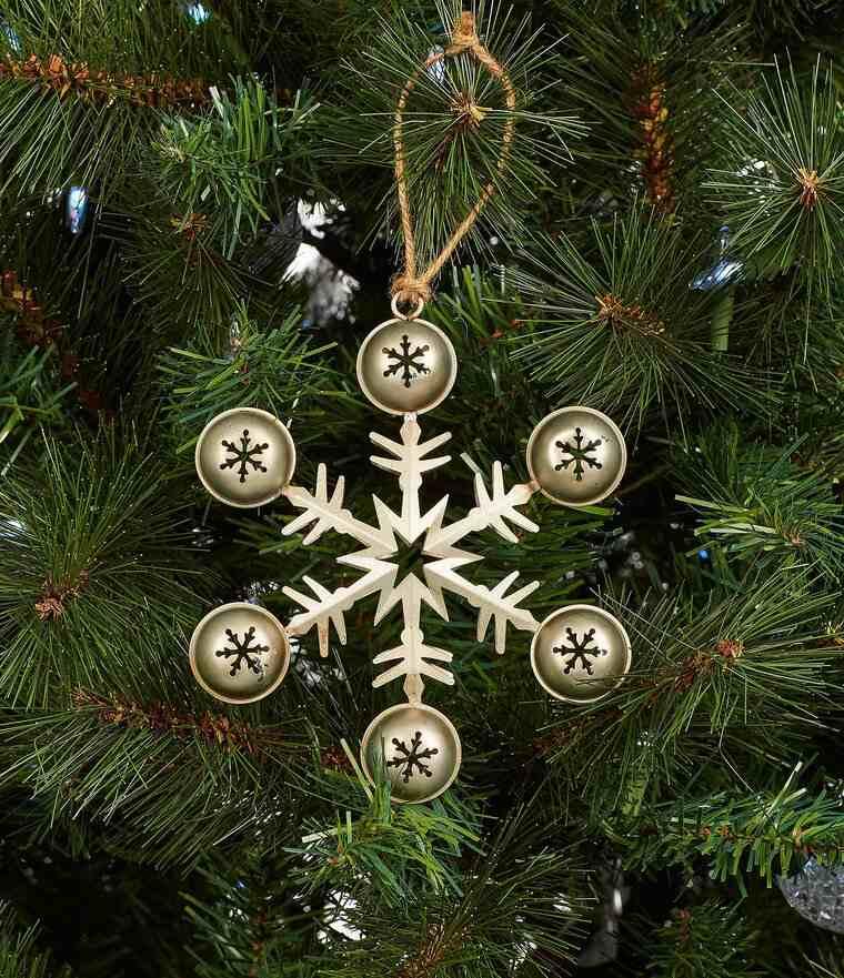 campanas de navidad copo