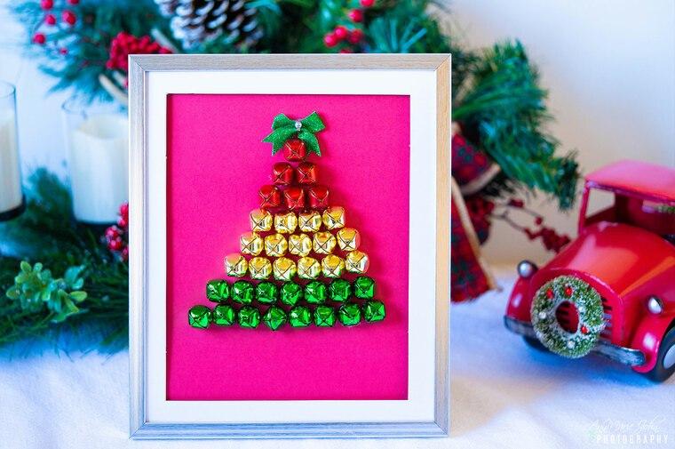 campanas de navidad formas