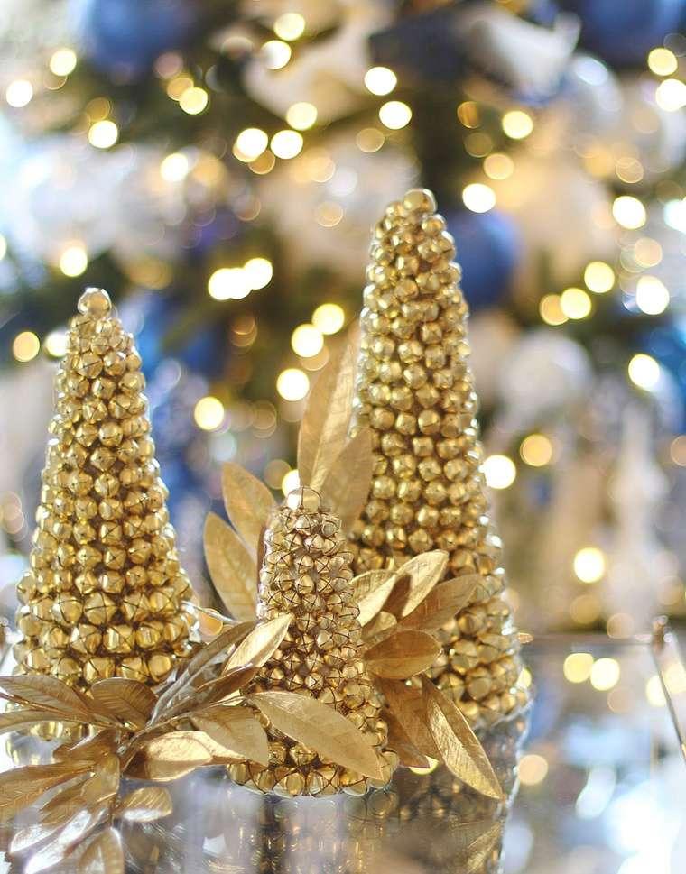 campanas de navidad mini