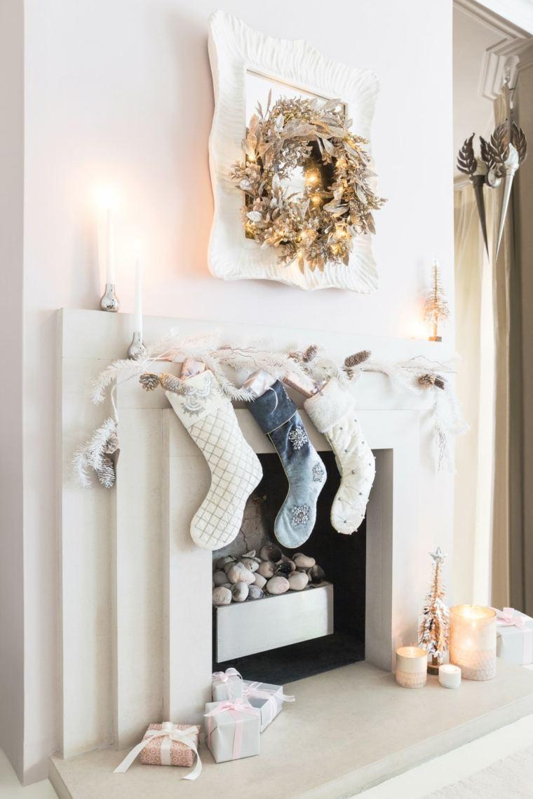 chimenea-decorada-navidad-2019