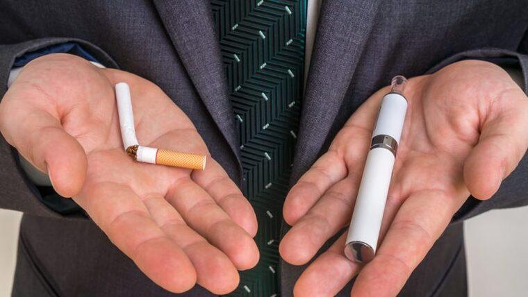 cigarro electrónico habito