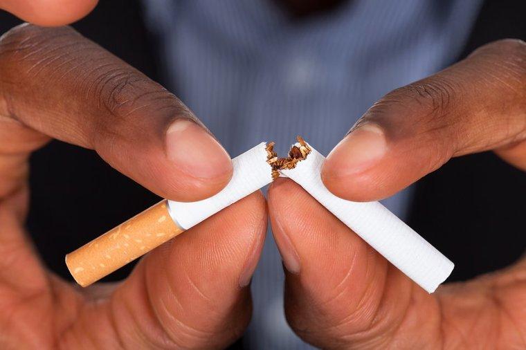 cigarro electronico limpio