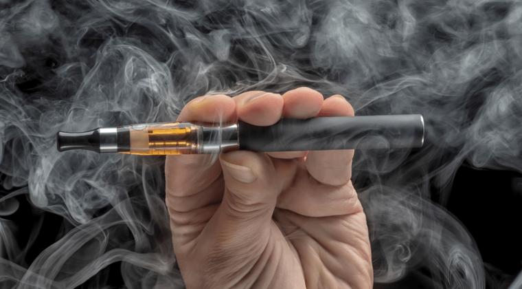 cigarro electrónico toxinas