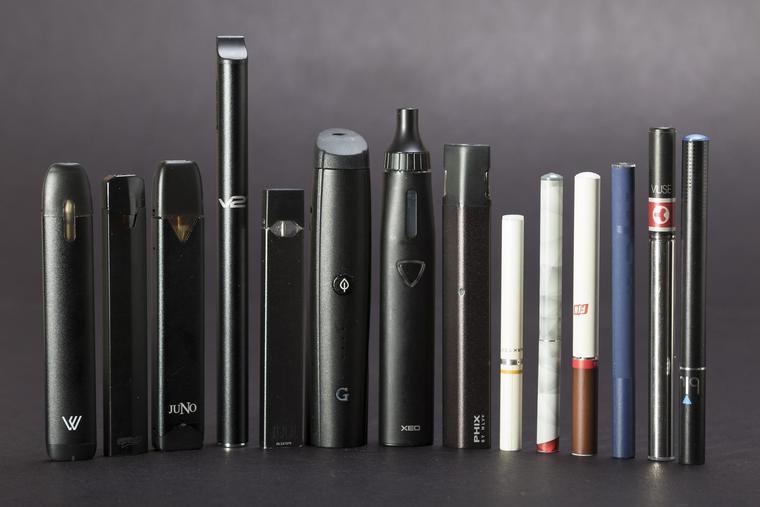 cigarro electrónico varios