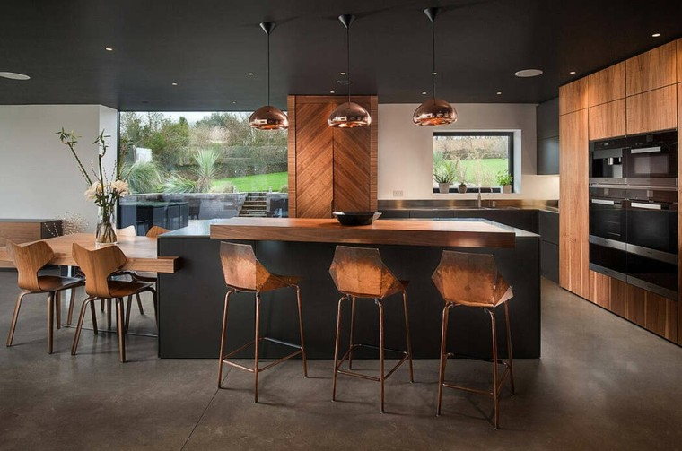 cocina-negra-diseno-Yeo-Design