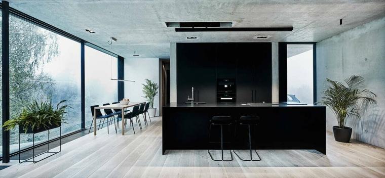 cocina negra-diseno-lolot-design
