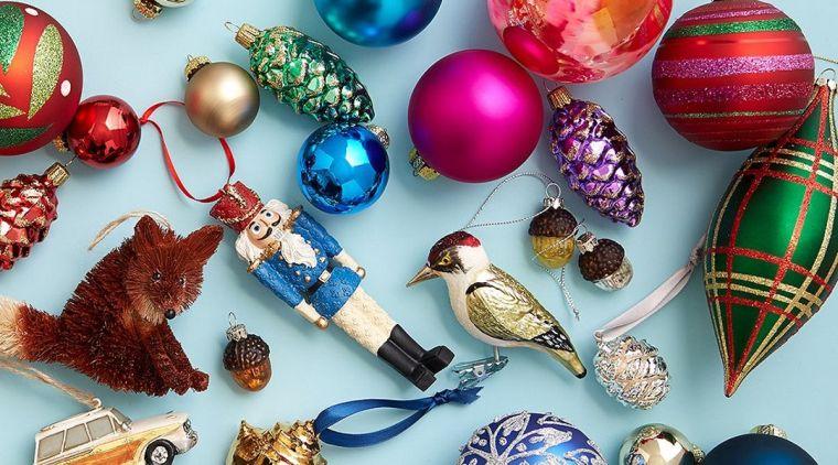 cómo adornar un árbol de navidad adornos