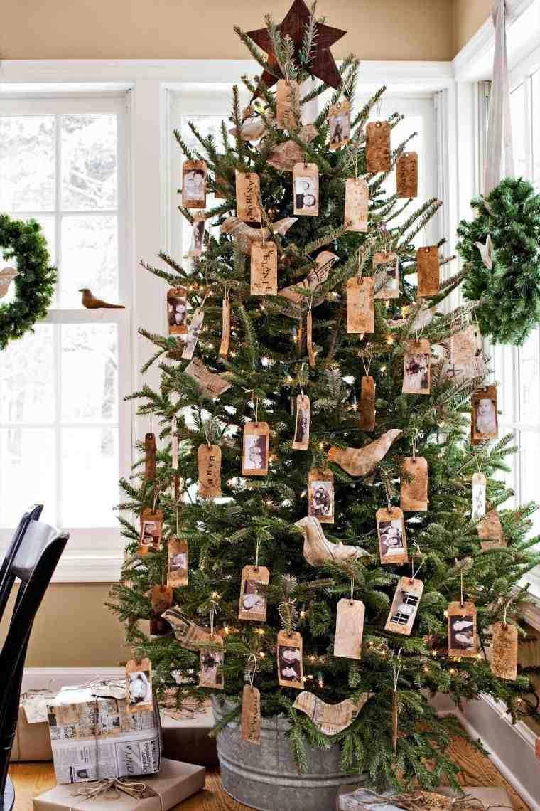 cómo adornar un árbol de navidad fotos
