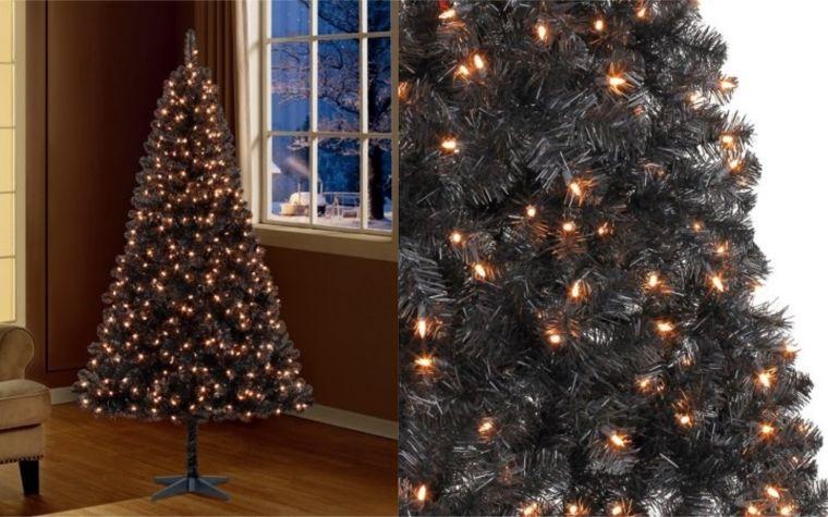 cómo adornar un árbol de navidad iluminacion