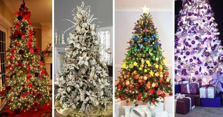 cómo adornar un árbol de navidad inicio