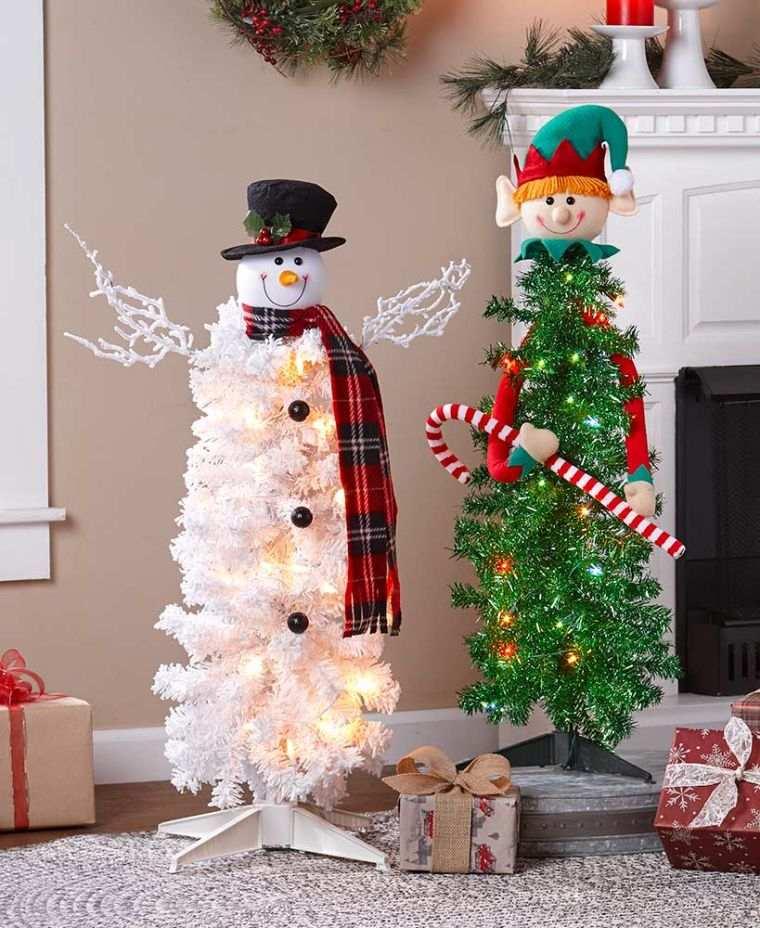 cómo adornar un árbol de navidad motivos