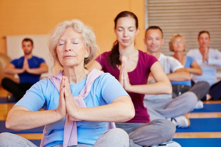 cómo controlar el estres edades