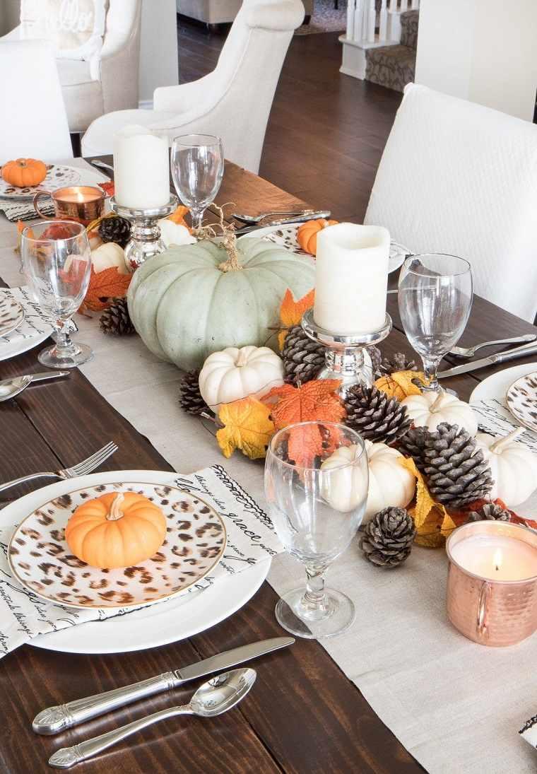 conos-pinas-decoraciones-diy-mesas