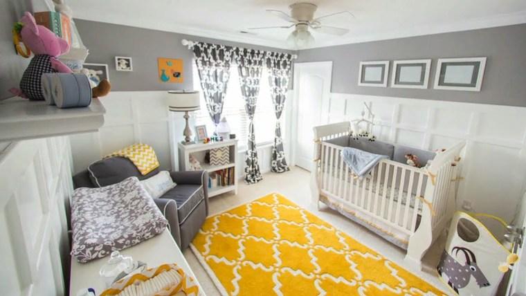 Decoración mediterránea – Habitaciones para bebés con este bello estilo en tendencia