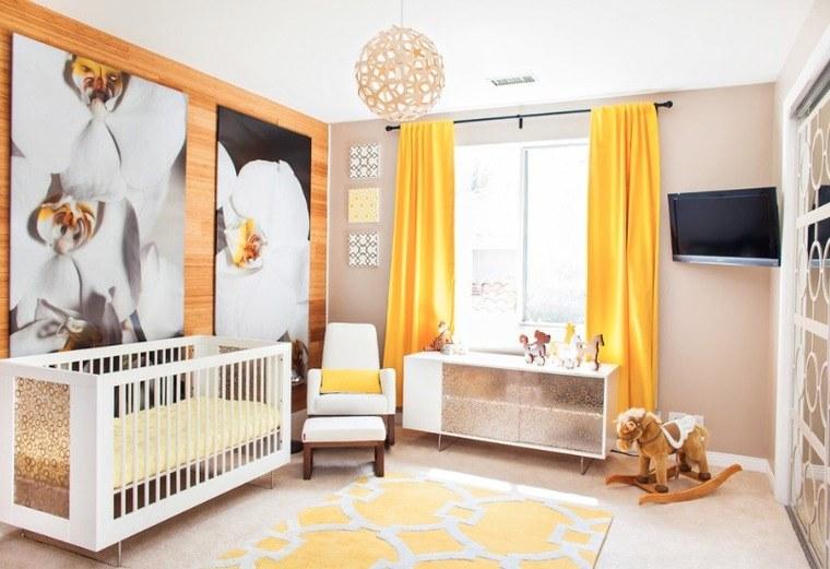 decoración mediterránea amarillo