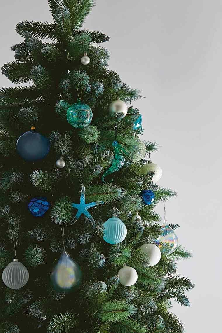 Decoración navidad 2019 estilo-maritimo