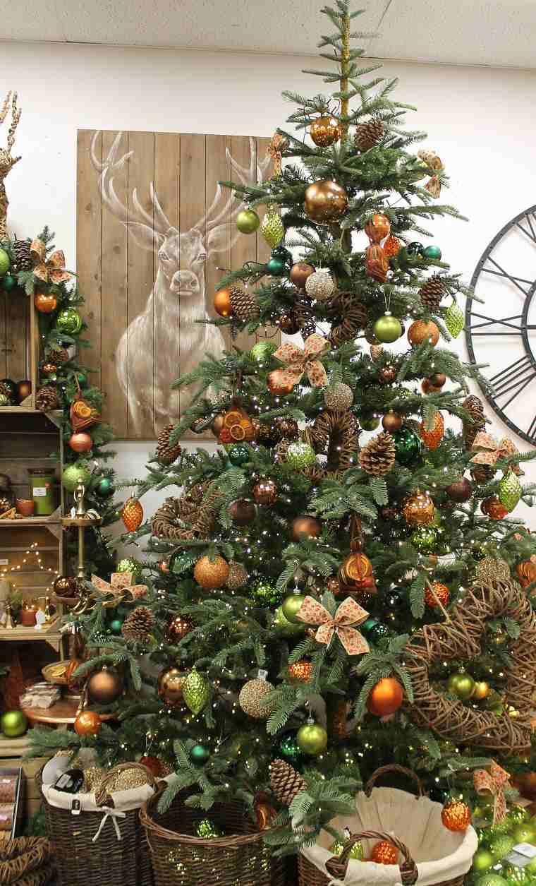 decoracion-navidad-2019-naturaleza-ideas